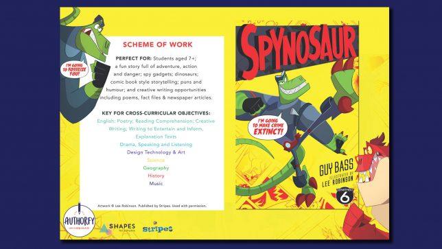 Spynosaur Scheme of Work