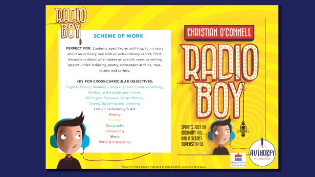 Radio Boy Scheme of Work
