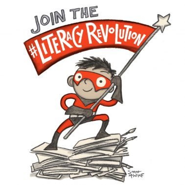 Join the Literacy Revolution Today!