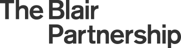 The Blair Partnership Logo