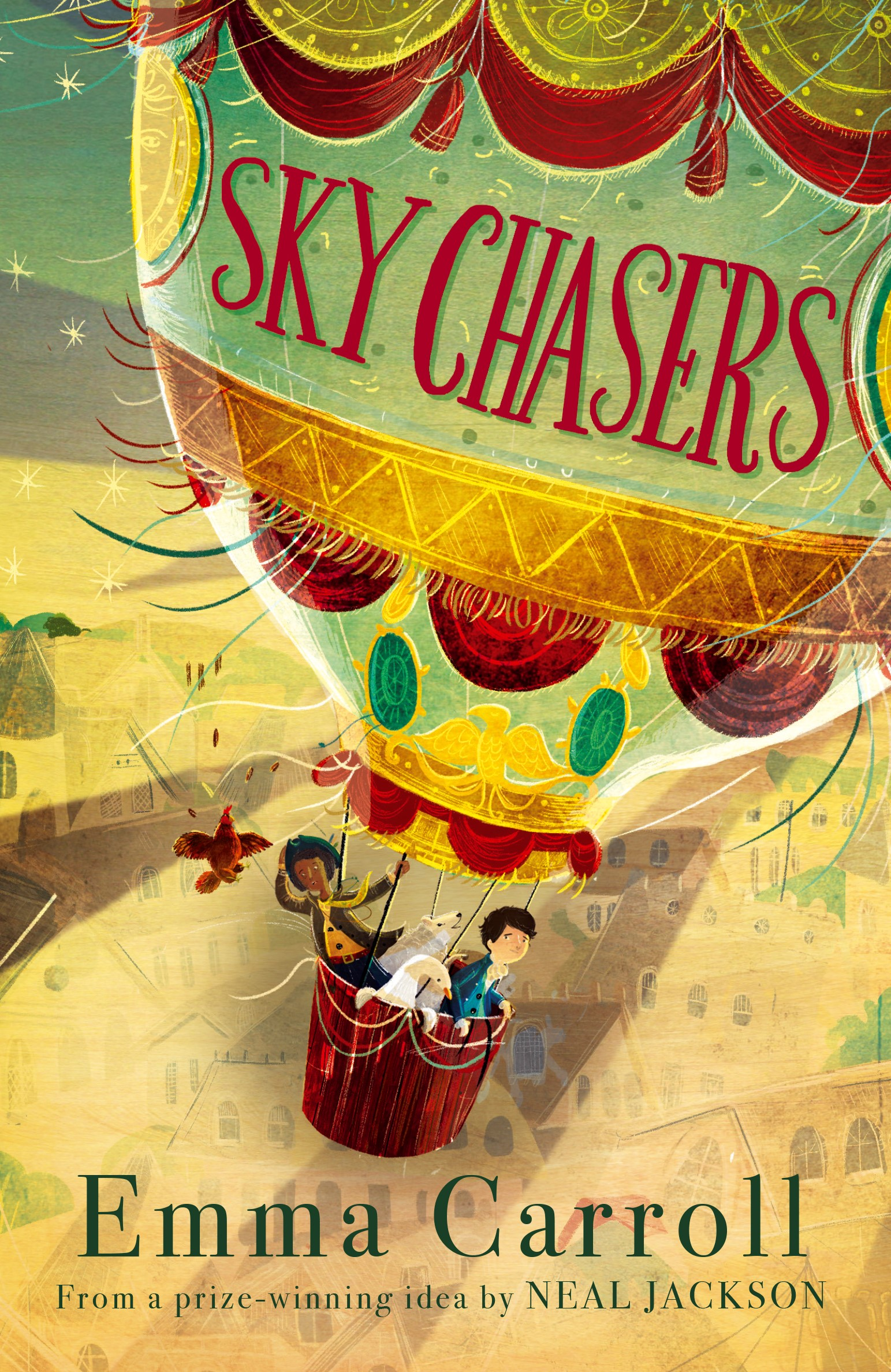 Sky Chasers cover