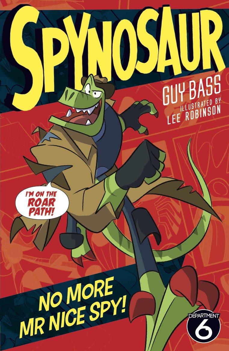 Spynosaur 4