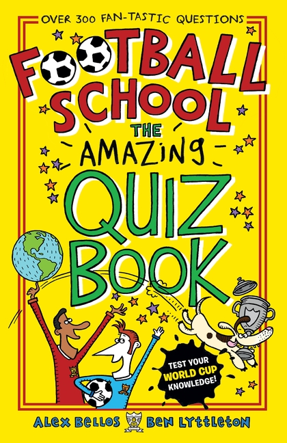 Football School Quiz Book