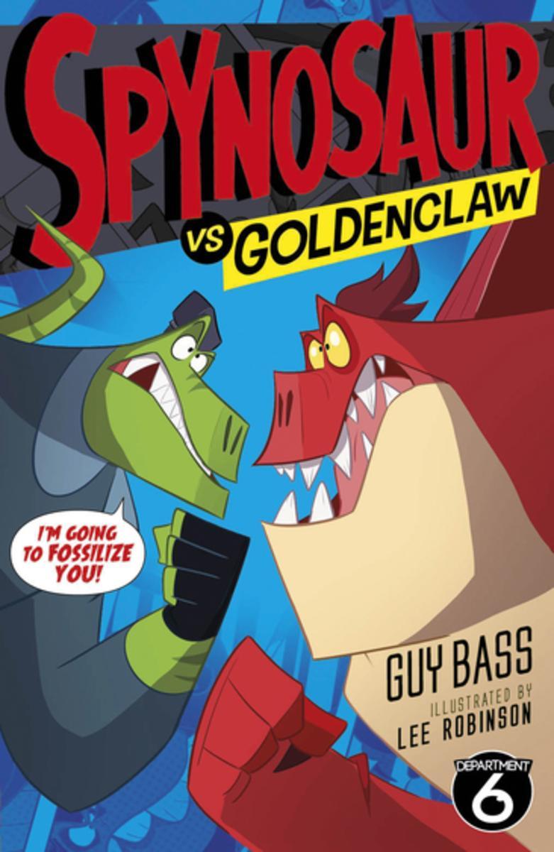 Spynosaur vs Goldenclaw