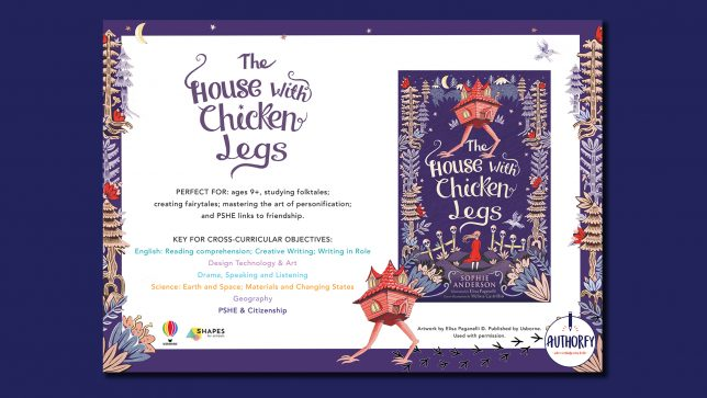 The House With Chicken Legs Scheme of work