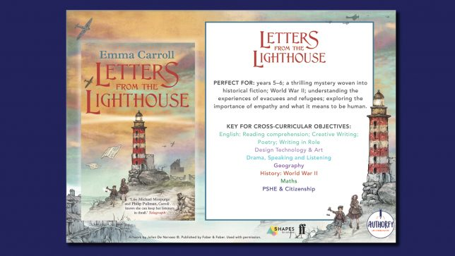 Letters from the Lighthouse Scheme of work