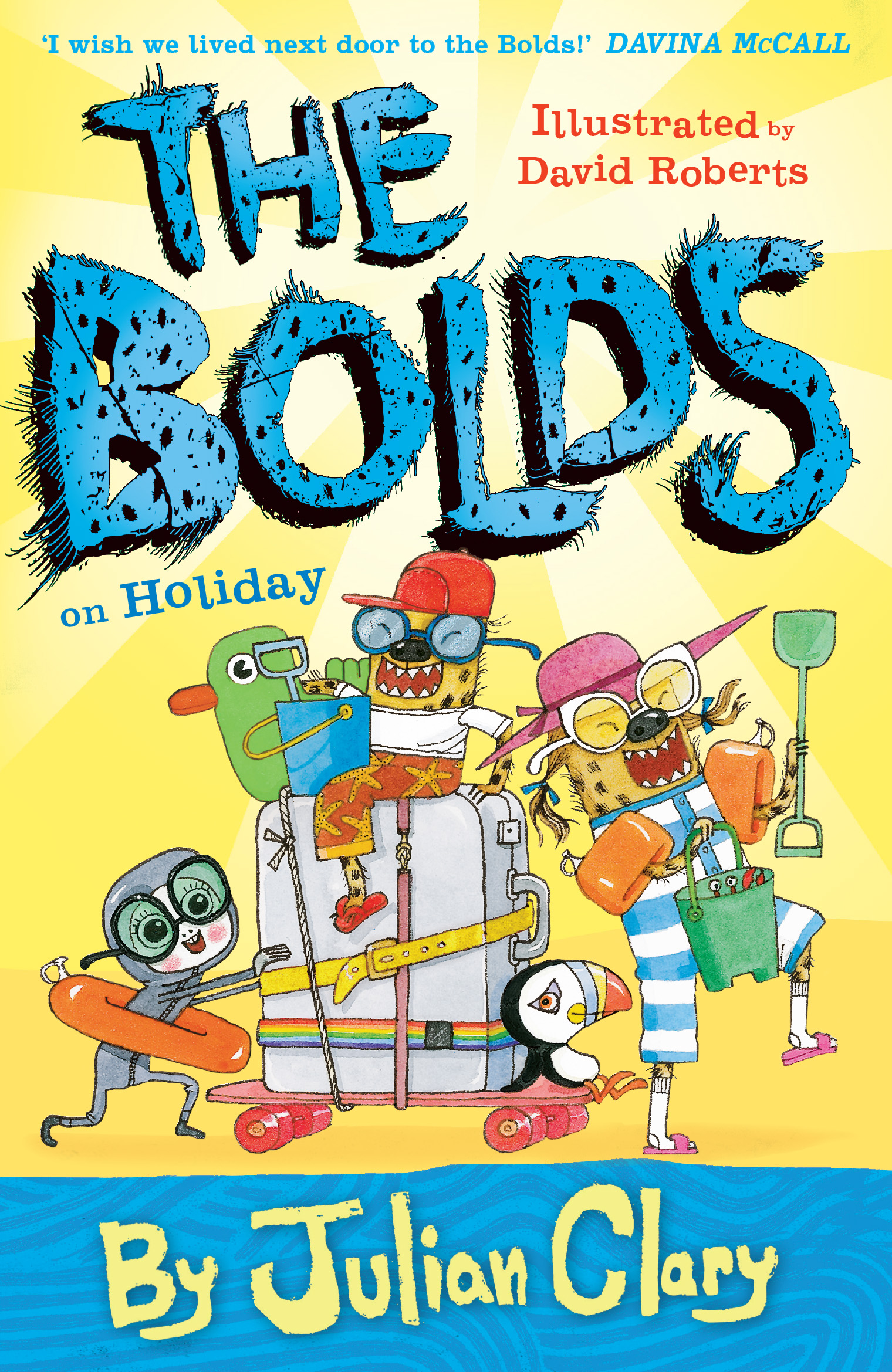 The Bolds On Holiday