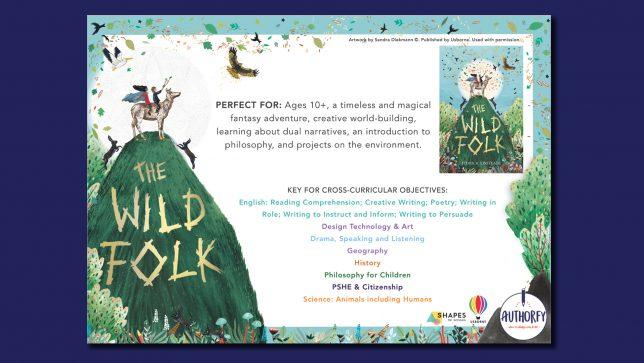 The Wild Folk Scheme of work
