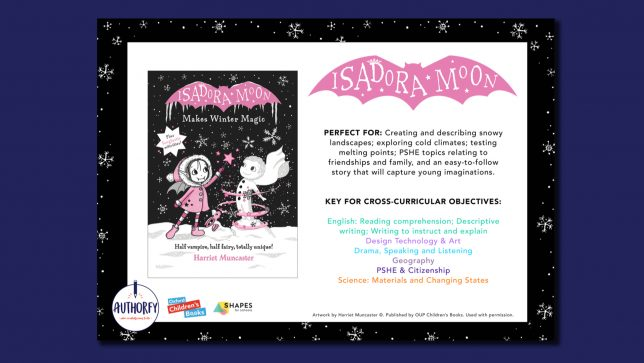 Isadora Moon Scheme of work
