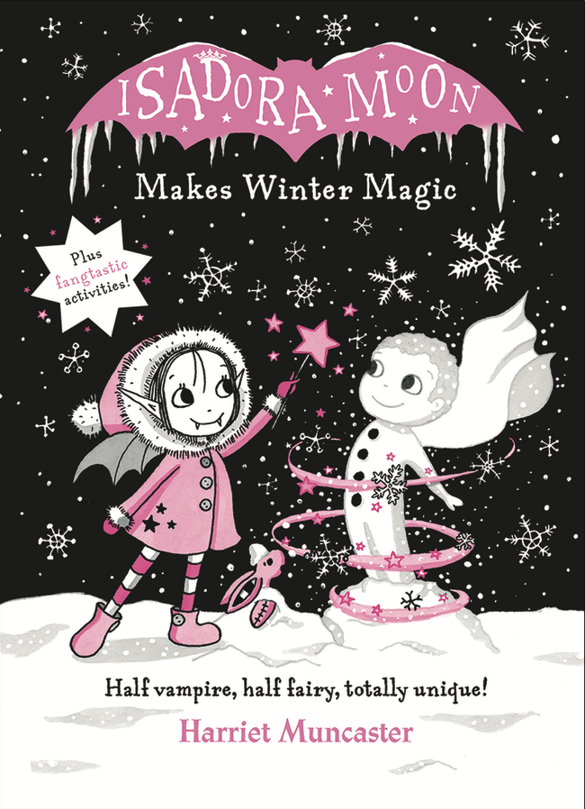 Isadora Moon Makes Winter Magic Cover