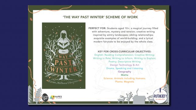 The Way Past Winter Scheme of work