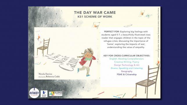 The Day War Came KS1 Scheme of work