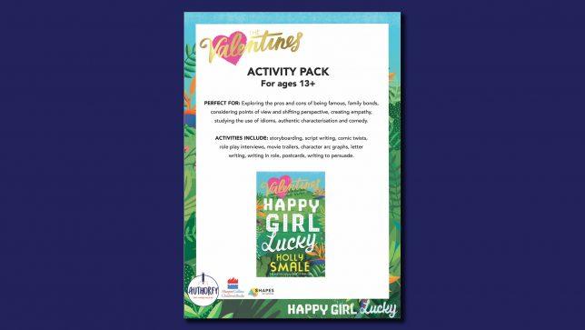 Happy Girl Lucky Scheme of work