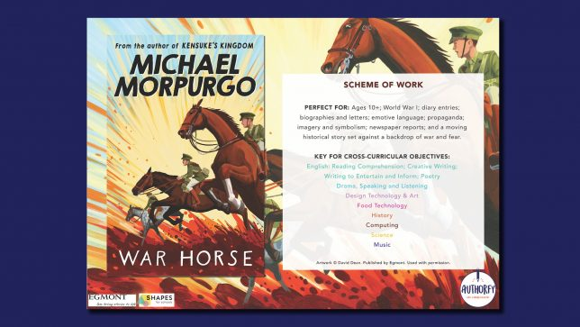 War Horse Scheme of work