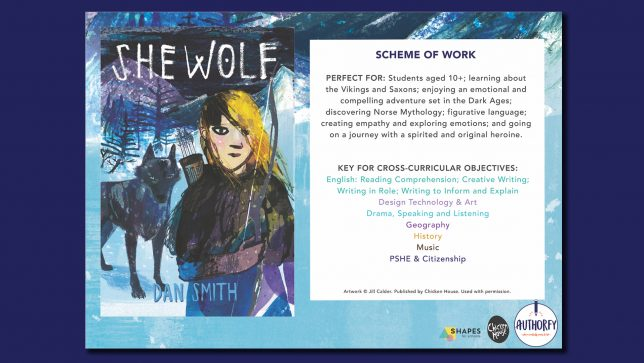 She Wolf Scheme of work