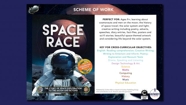 Space Race Scheme of work