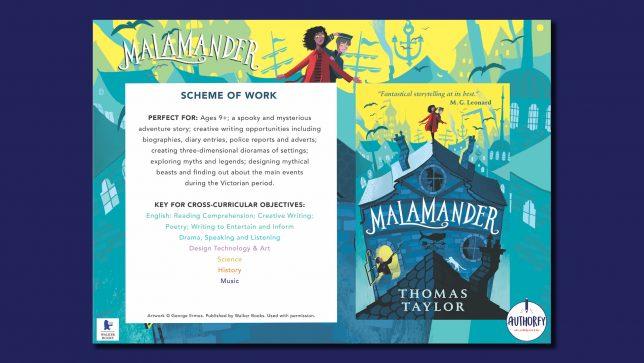 Malamander Scheme of work