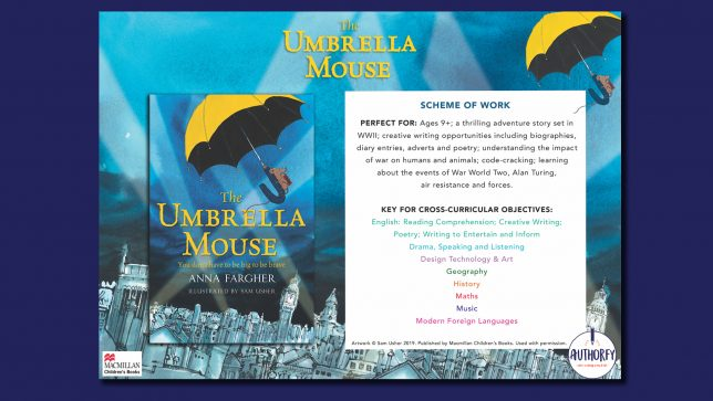 Umbrella Mouse Scheme of work