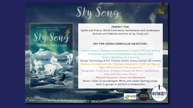 Sky Song Scheme of work