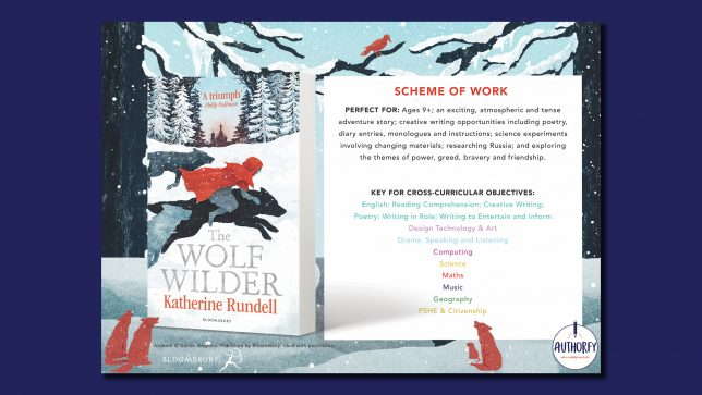 The Wolf Wilder Scheme of work