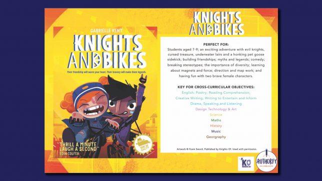 Knights and Bikes Scheme of work