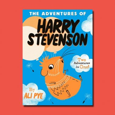 HarryStevensonCreativeCoverImage