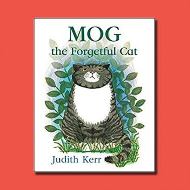 Mog The Forgetful Cat Cover Image