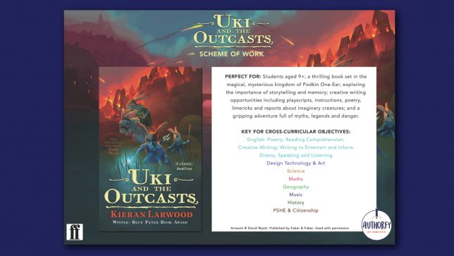 Uki and the Outcasts Scheme of work