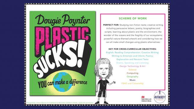 Plastic Sucks! Scheme of work