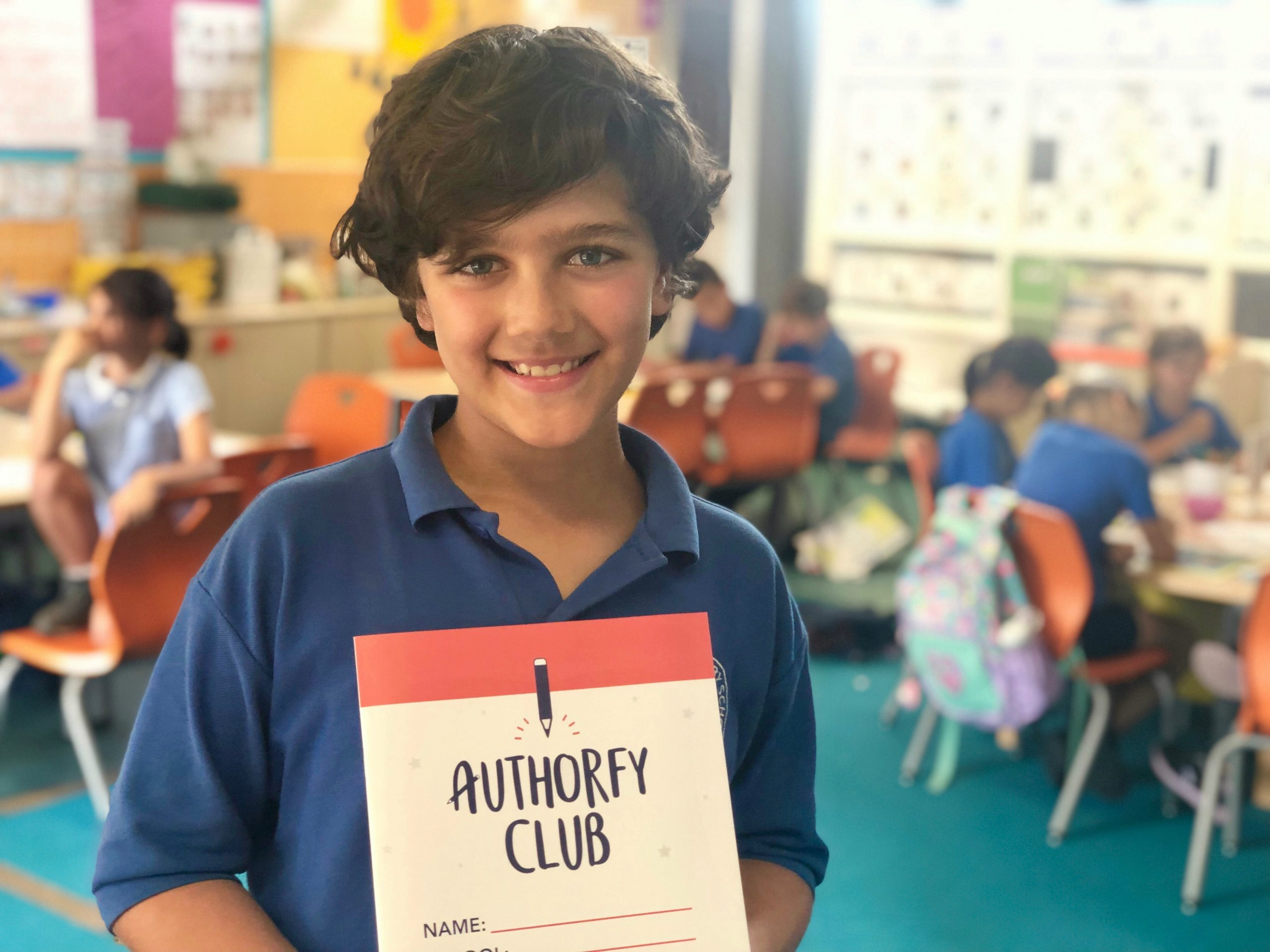 Authorfy Club