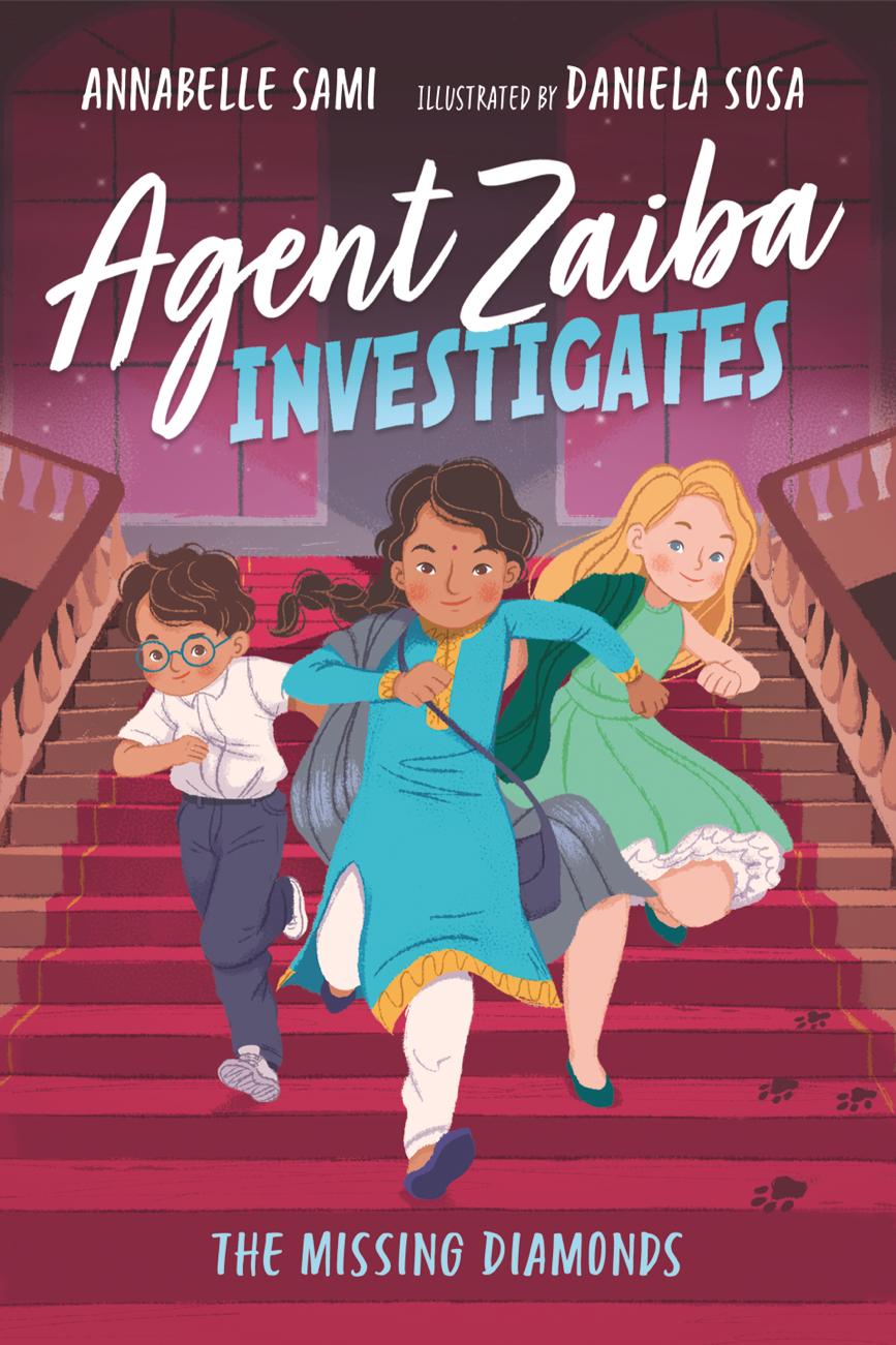 Agent Zaiba Investigates