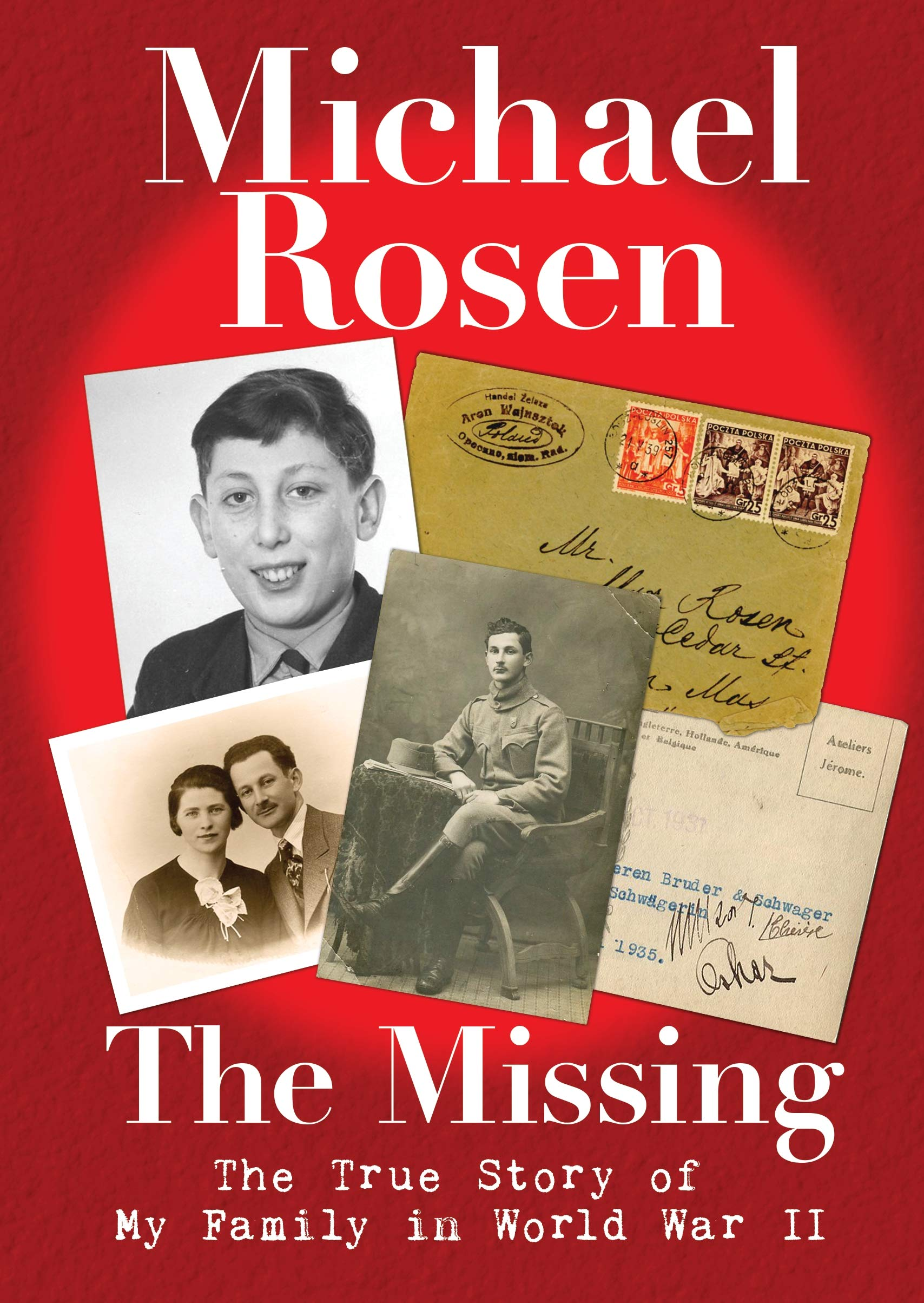 The Missing Michael Rosen