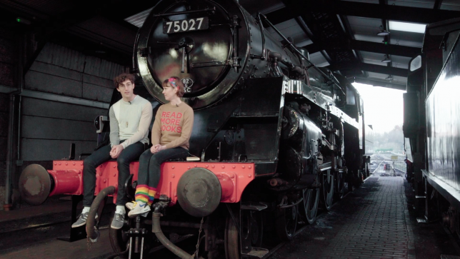 Adventures on Trains