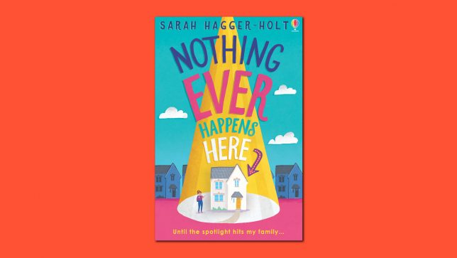 Nothing Ever Happens Here Extract Cover Image
