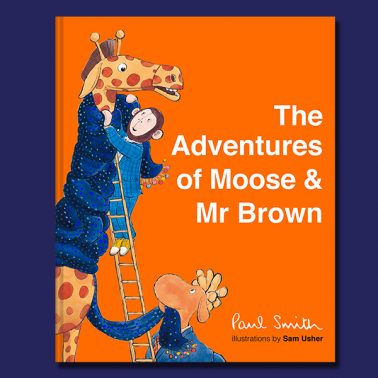 Blue Creative Cover Moose