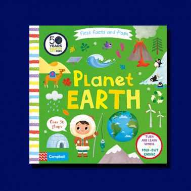 Earth Creative Cover Image