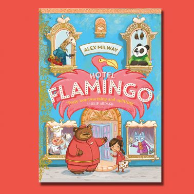 Hotel Flamingo Creative Cover Image