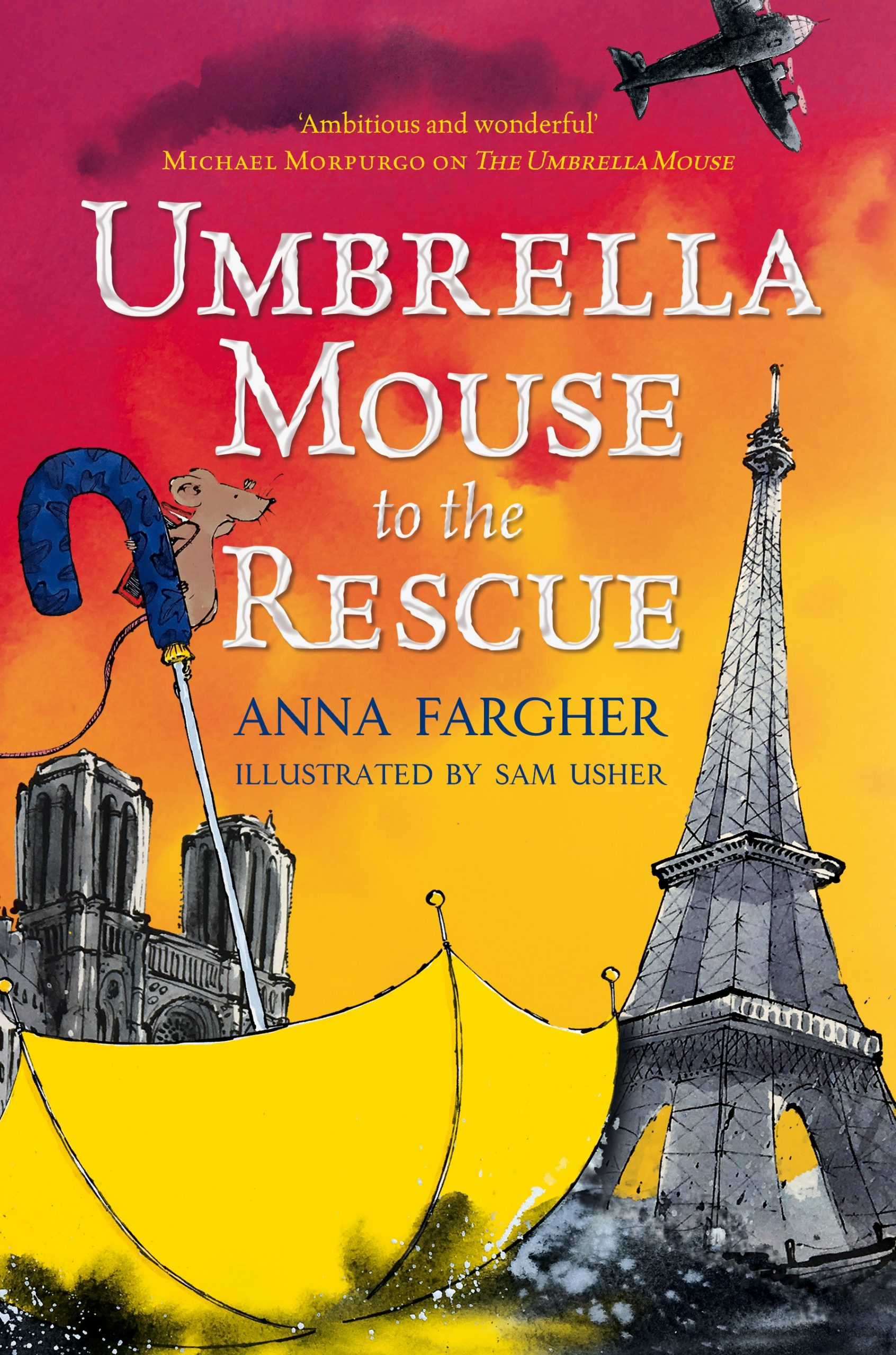 The Umbrella Mouse to the Rescue