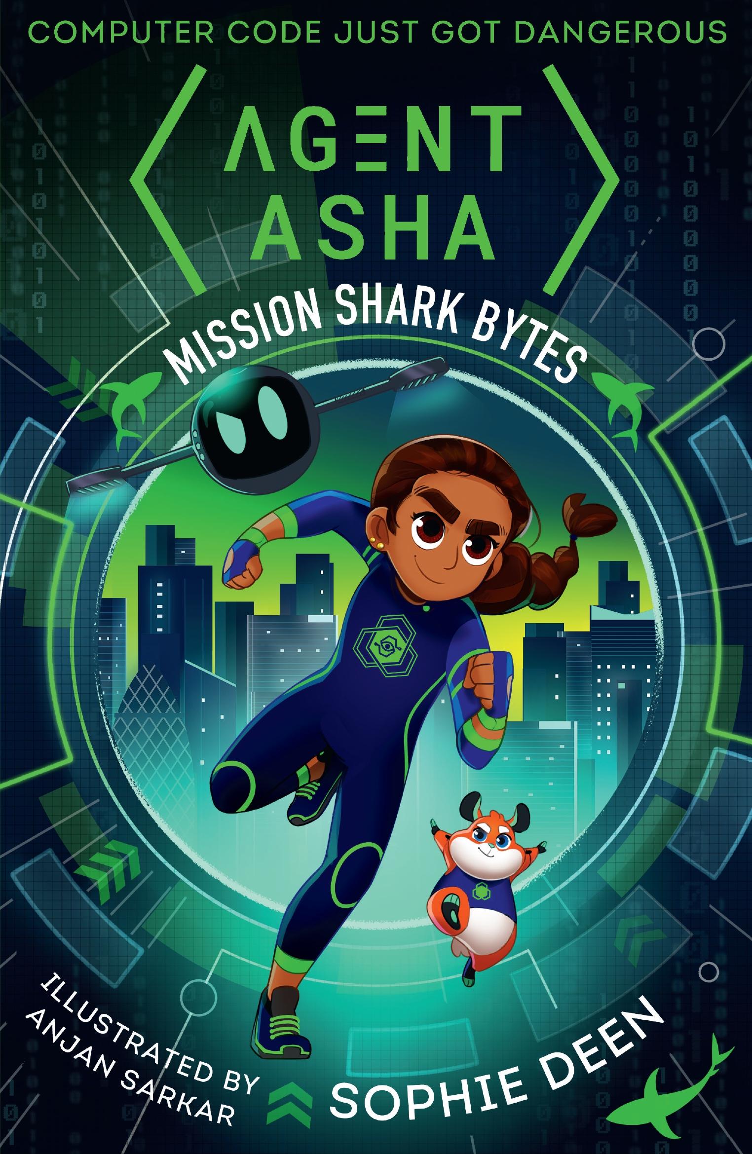 Agent Asha