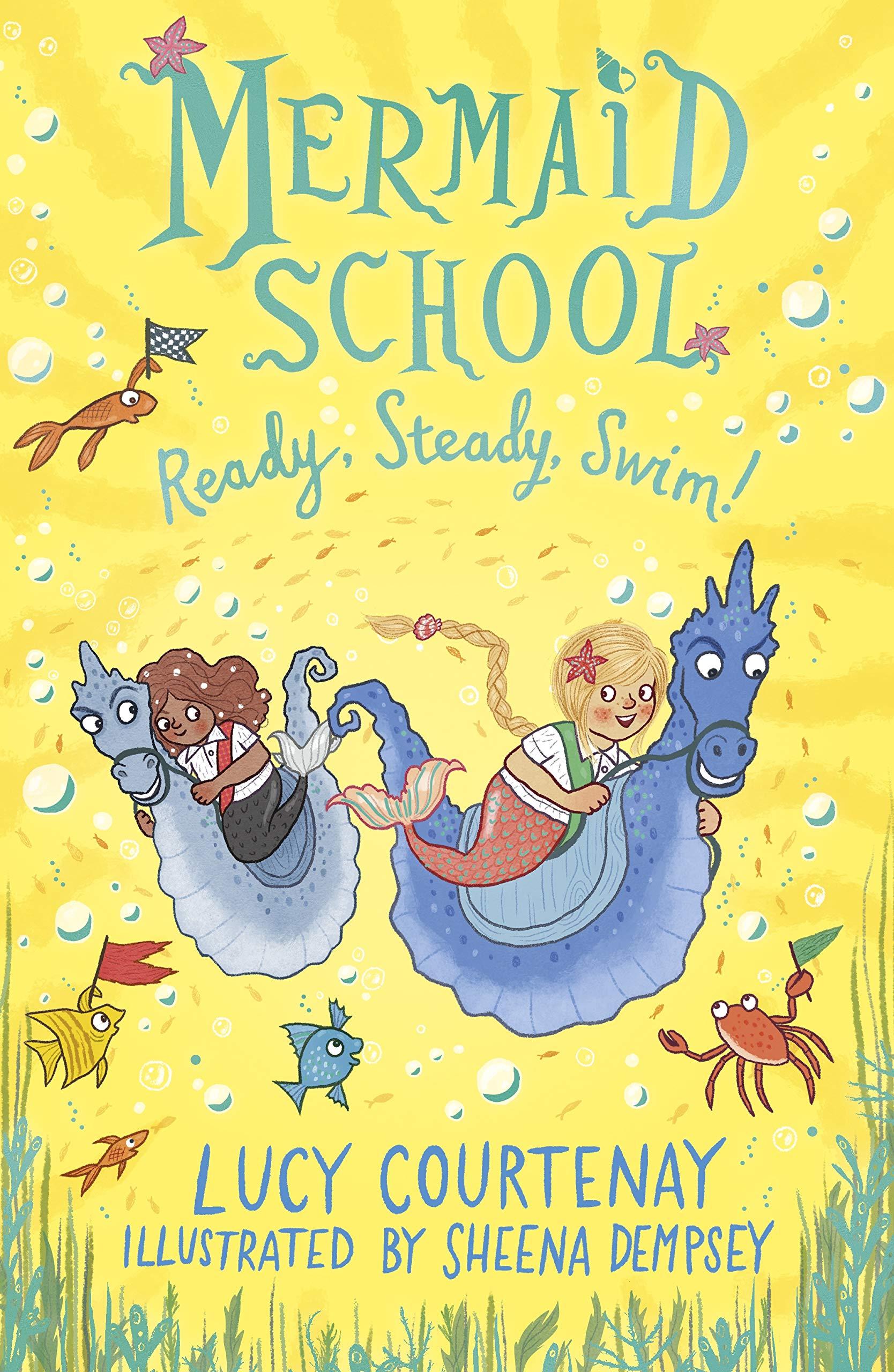 Mermaid School Ready Steady Swim