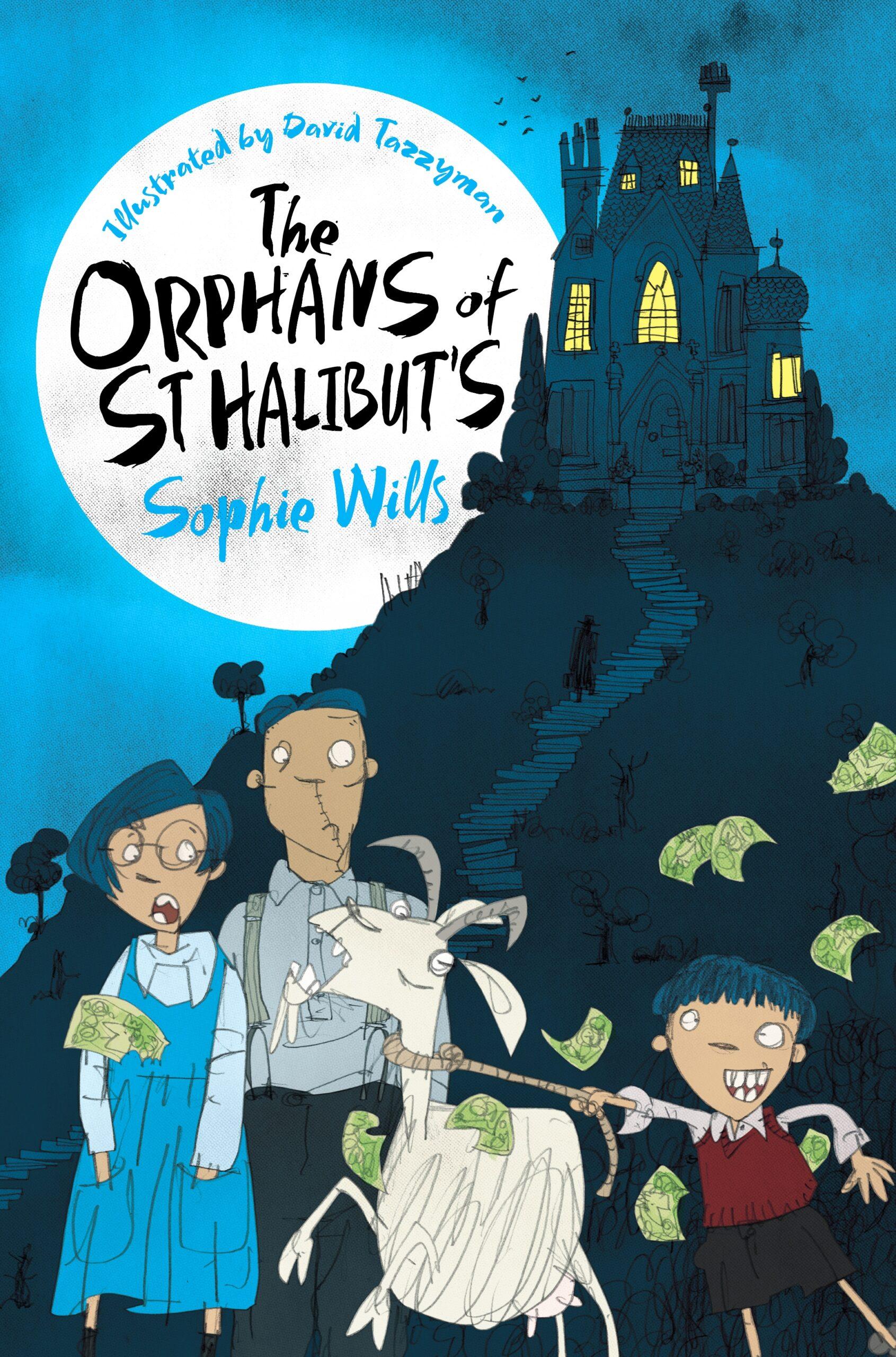 Orphans of St Halibuts cover