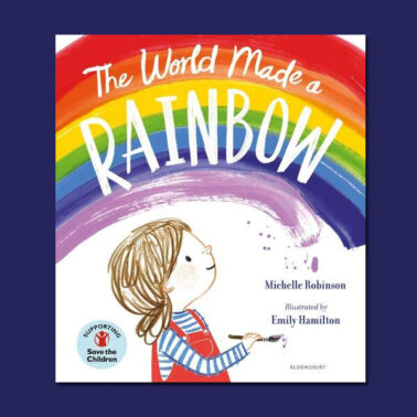 The World Made A Rainbow Creative Cover Image
