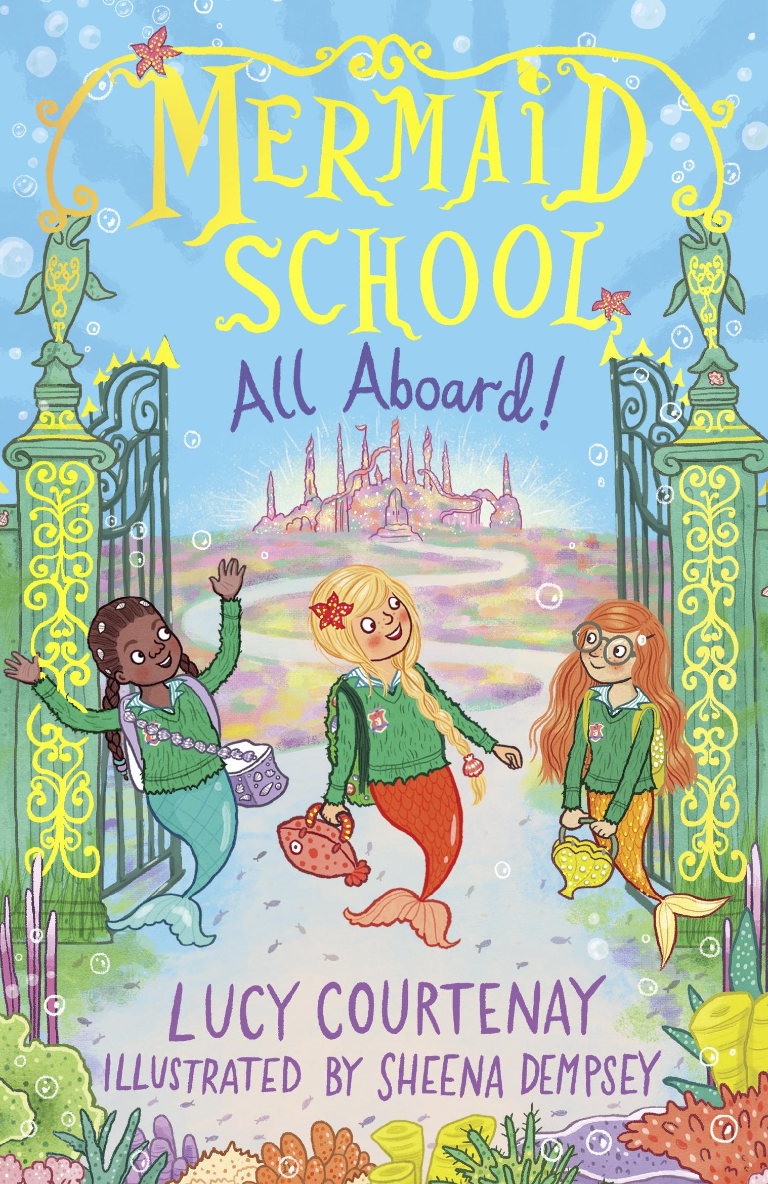 Mermaid School: All Aboard
