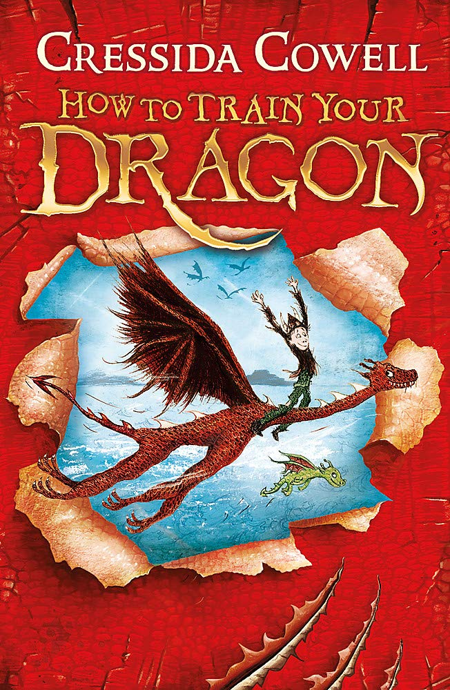 HTTYD Cover