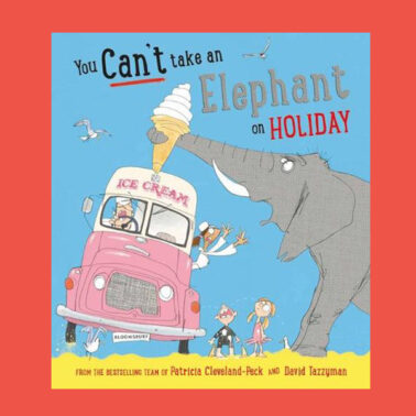 cover image you can't take an elephant on holiday