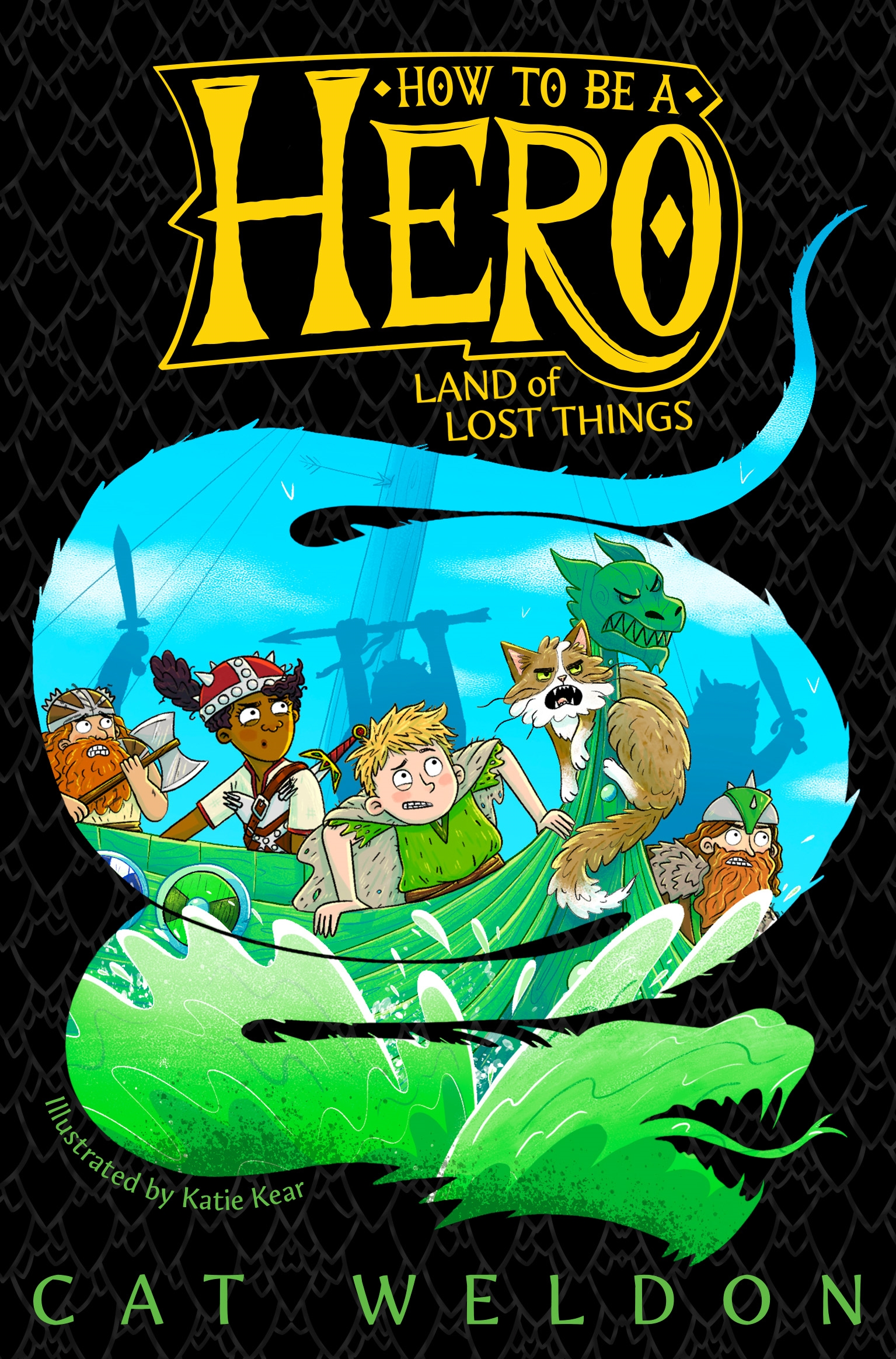 Land of Lost Things cover