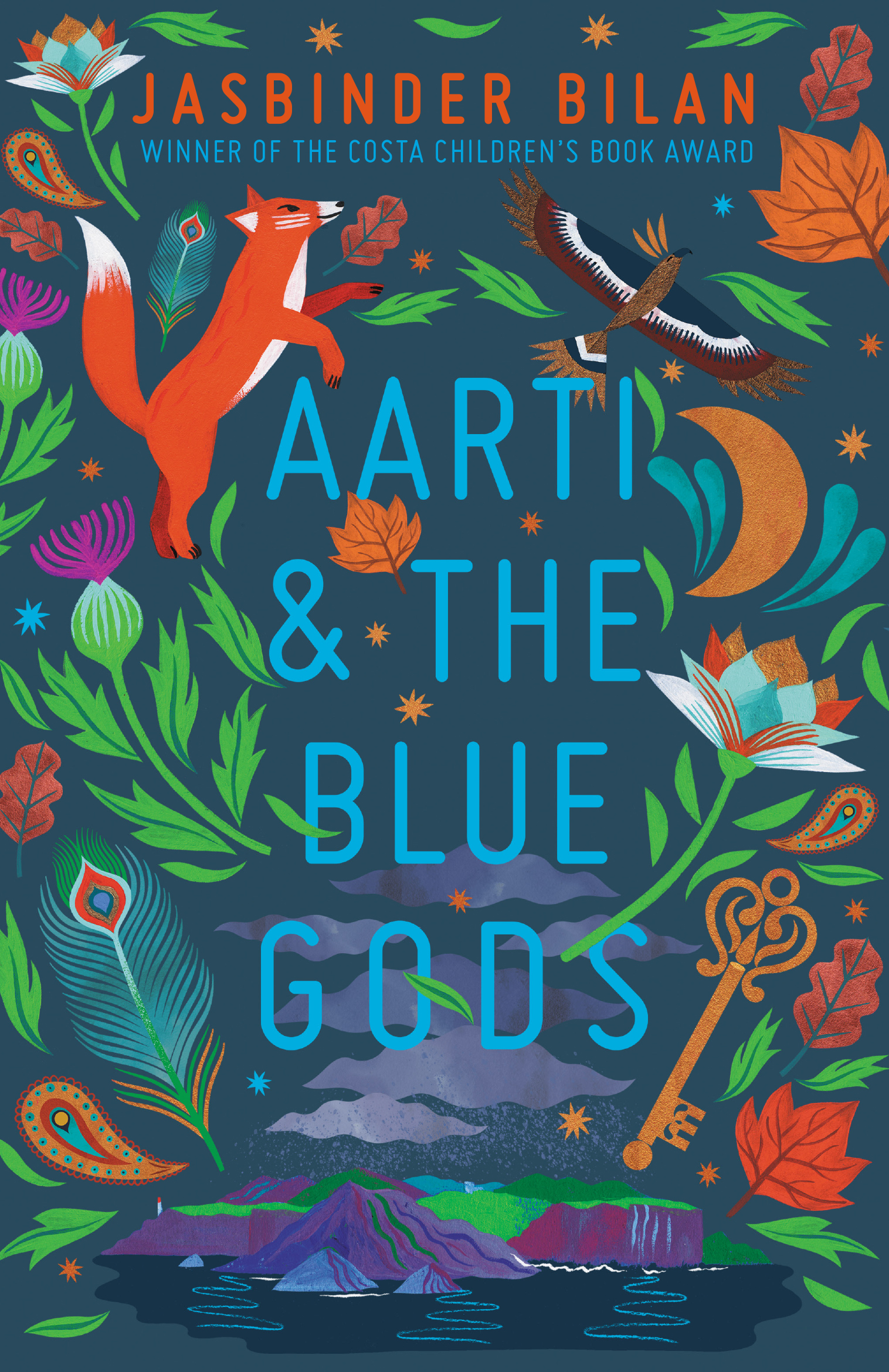 Aarti and the blue gods