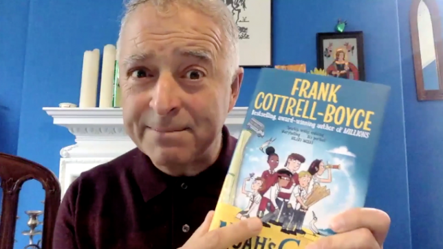 Frank Cottrell-Boyce