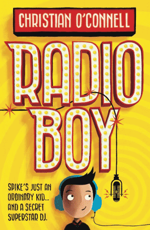 Radio Boy Cover