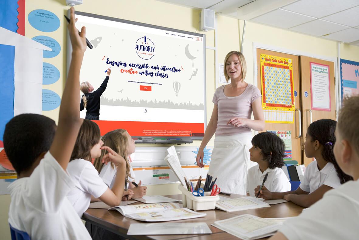 Authorfy Classroom